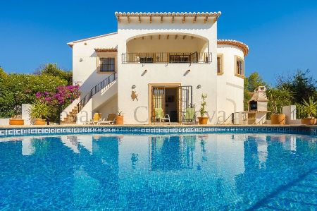 Pedreguer- Villa with fantastic panoramic views in Pedreguer pic 19