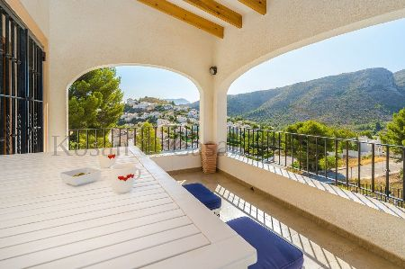 Pedreguer- Villa with fantastic panoramic views in Pedreguer pic 20