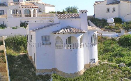 Benitachell- Ready-to-move new villa with sea views on the Costa Blanca pic 2