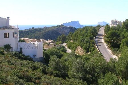 Benitachell- Ready-to-move new villa with sea views on the Costa Blanca pic 3