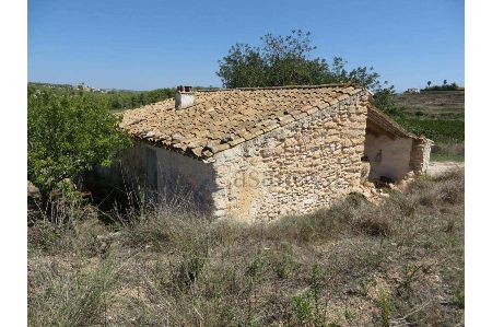 Benitachell- Traditional Finca Ruin to be rebuilt on the Costa Blanca pic 1