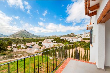 Murla- Detached villas, ready to move into on the Costa Blanca pic 6
