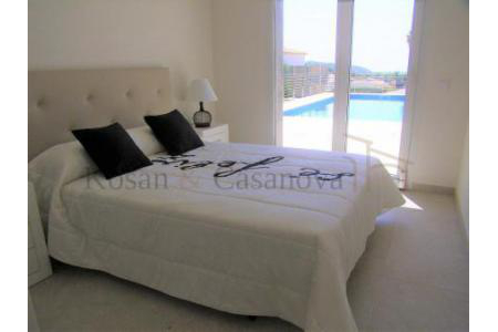 Moraira / Teulada- A contemporary Villa, bright and airy, with openspaces, ideal for modern living pic 15