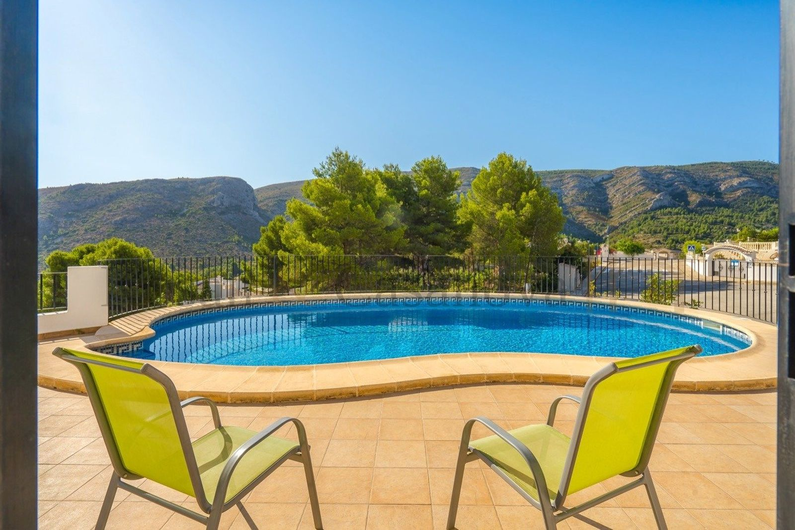 Pedreguer- Villa with fantastic panoramic views in Pedreguer pic 14