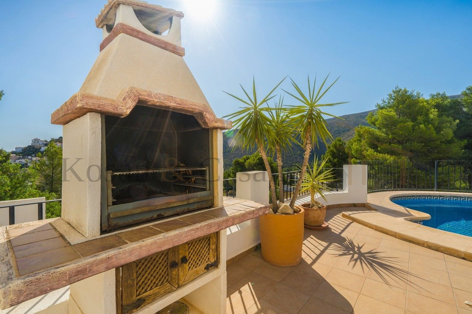 Pedreguer- Villa with fantastic panoramic views in Pedreguer pic 15