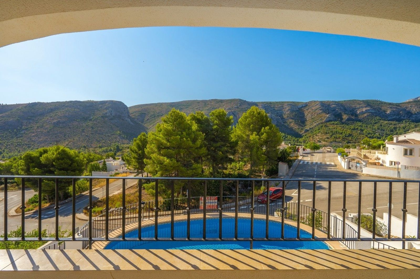 Pedreguer- Villa with fantastic panoramic views in Pedreguer pic 16