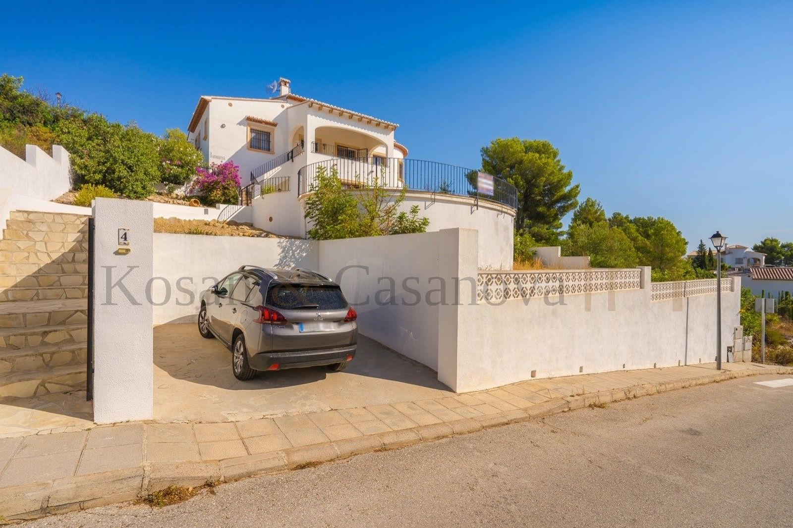 Pedreguer- Villa with fantastic panoramic views in Pedreguer pic 18