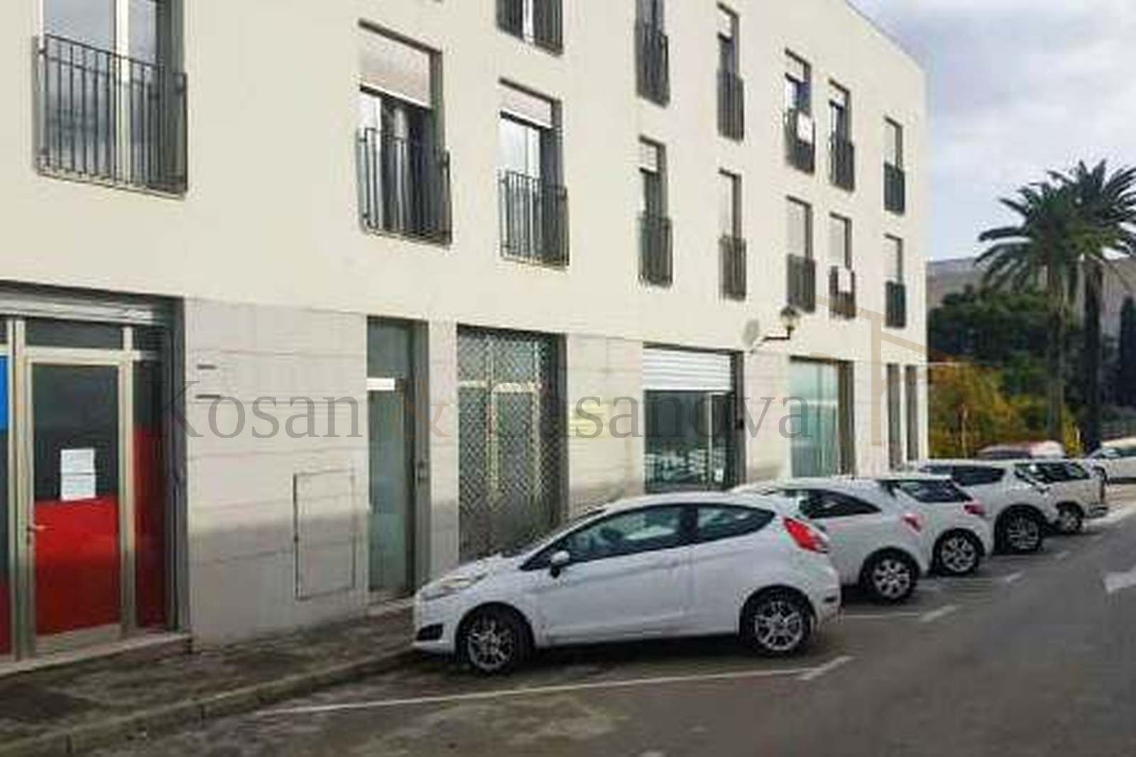 Commercial Property in Jalón |BBE1170B
