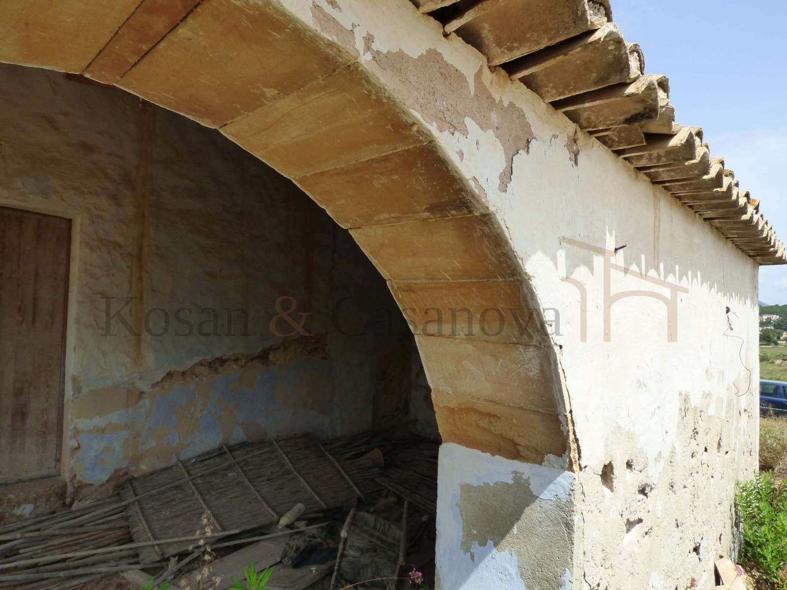 Benitachell- Traditional Finca Ruin to be rebuilt on the Costa Blanca pic 13