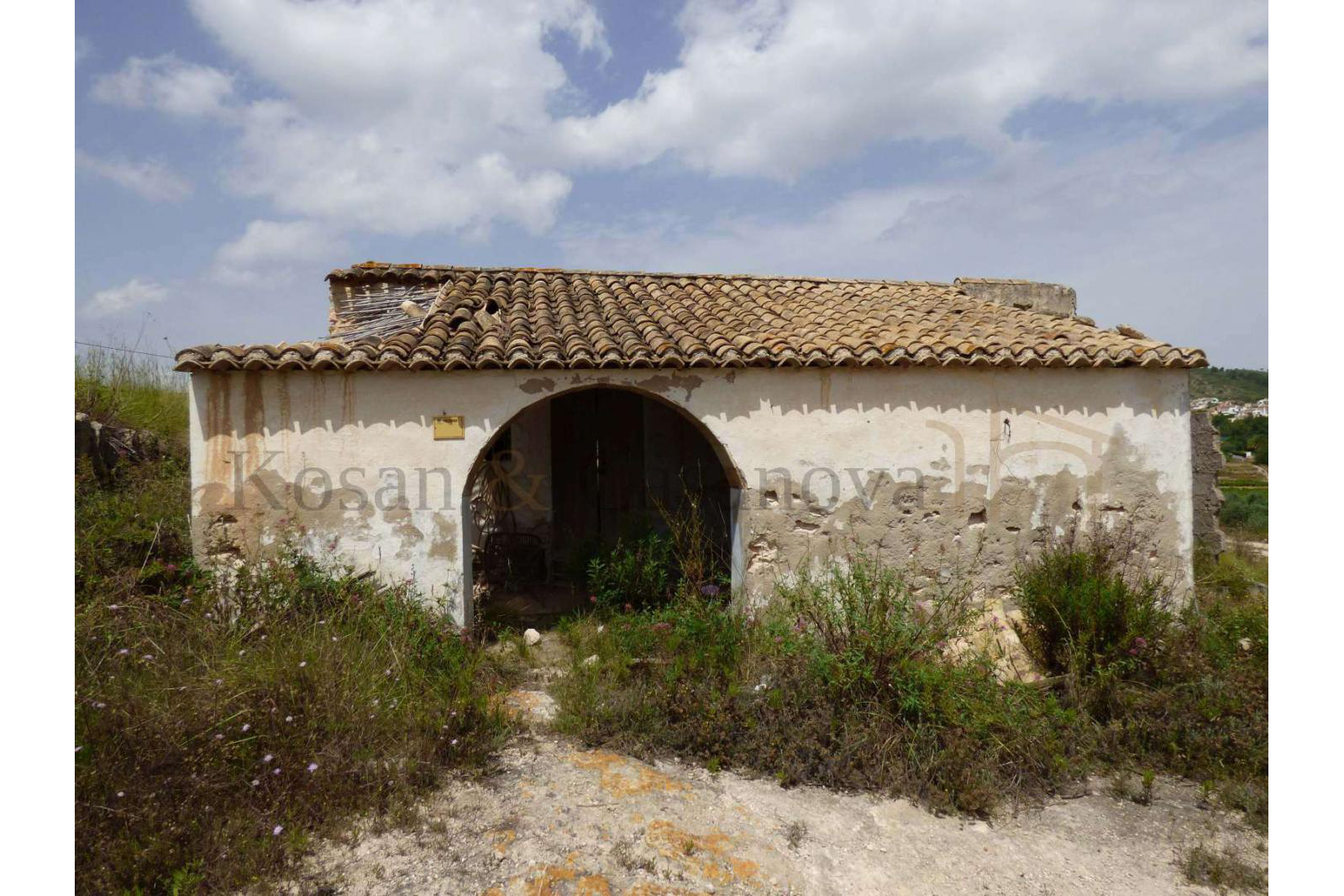 Benitachell- Traditional Finca Ruin to be rebuilt on the Costa Blanca pic 4
