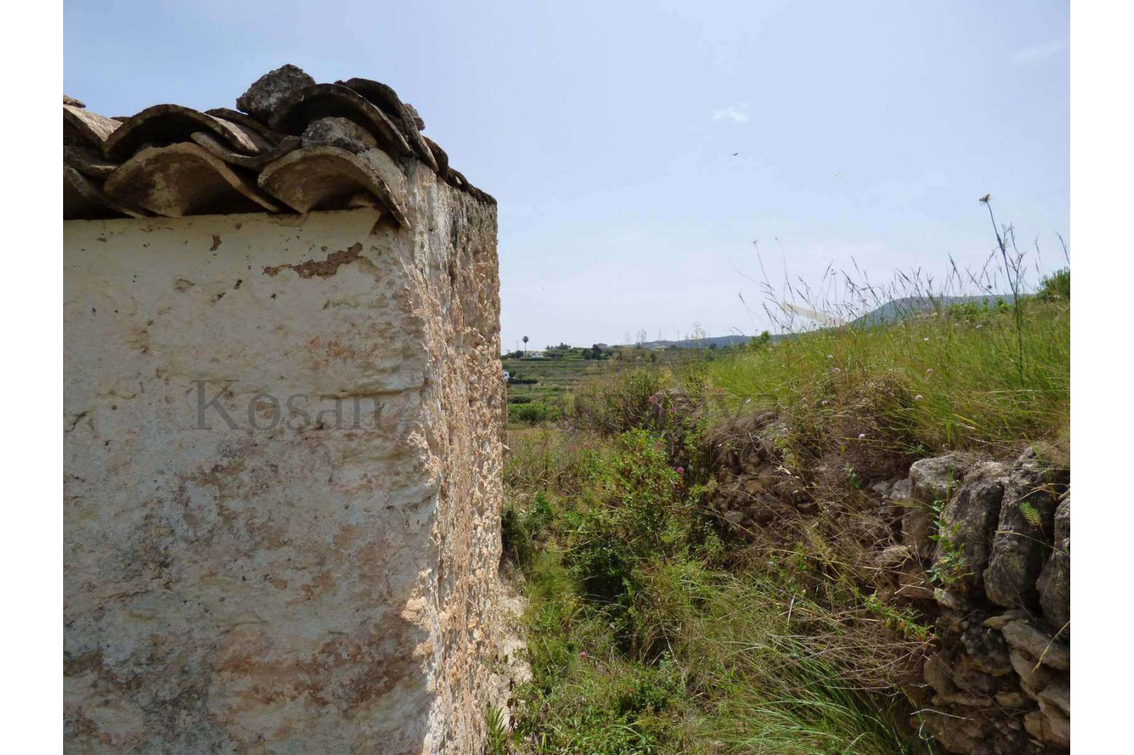 Benitachell- Traditional Finca Ruin to be rebuilt on the Costa Blanca pic 7