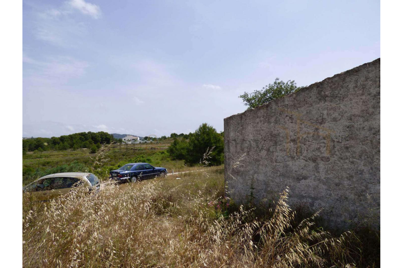 Benitachell- Traditional Finca Ruin to be rebuilt on the Costa Blanca pic 9