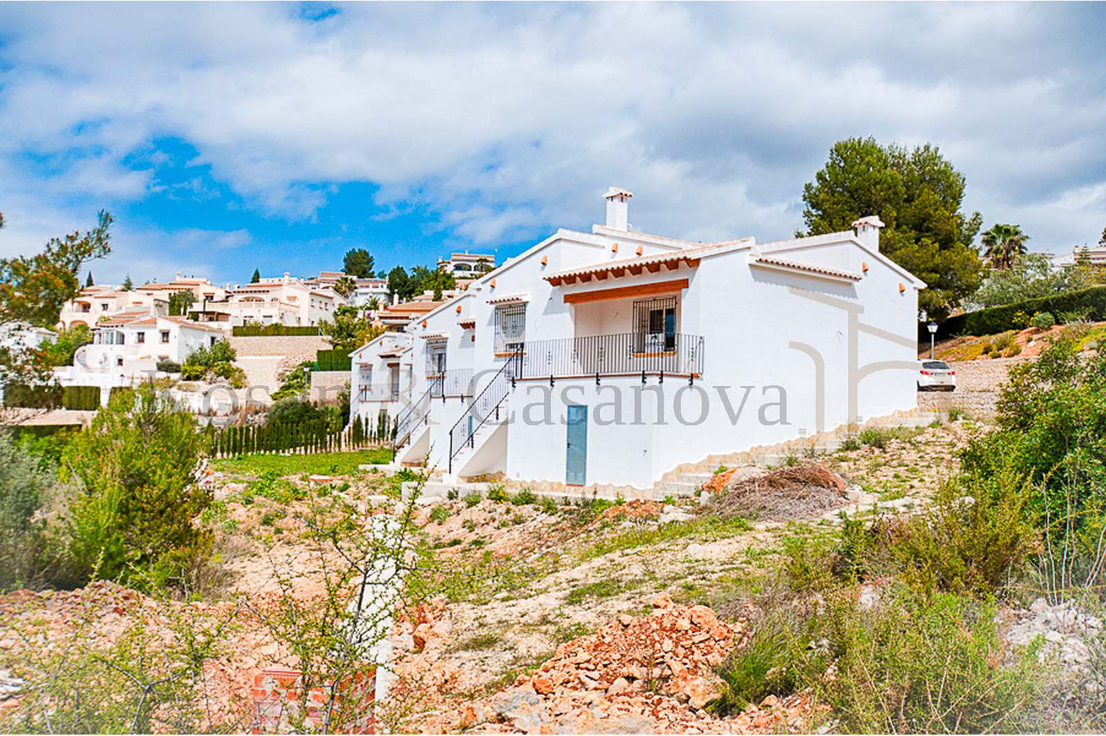 Murla- Detached villas, ready to move into on the Costa Blanca pic 3