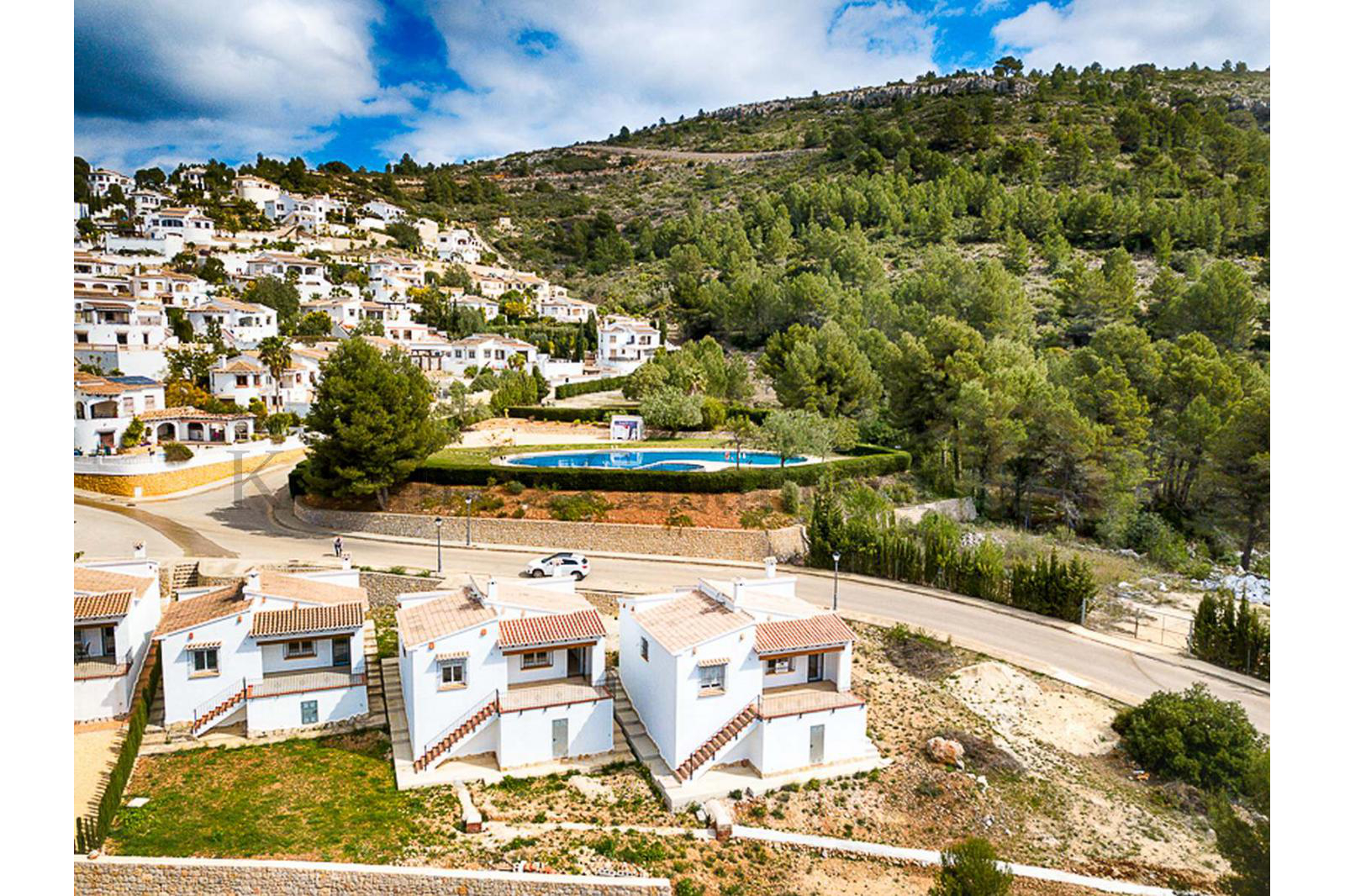 Murla- Detached villas, ready to move into on the Costa Blanca pic 5