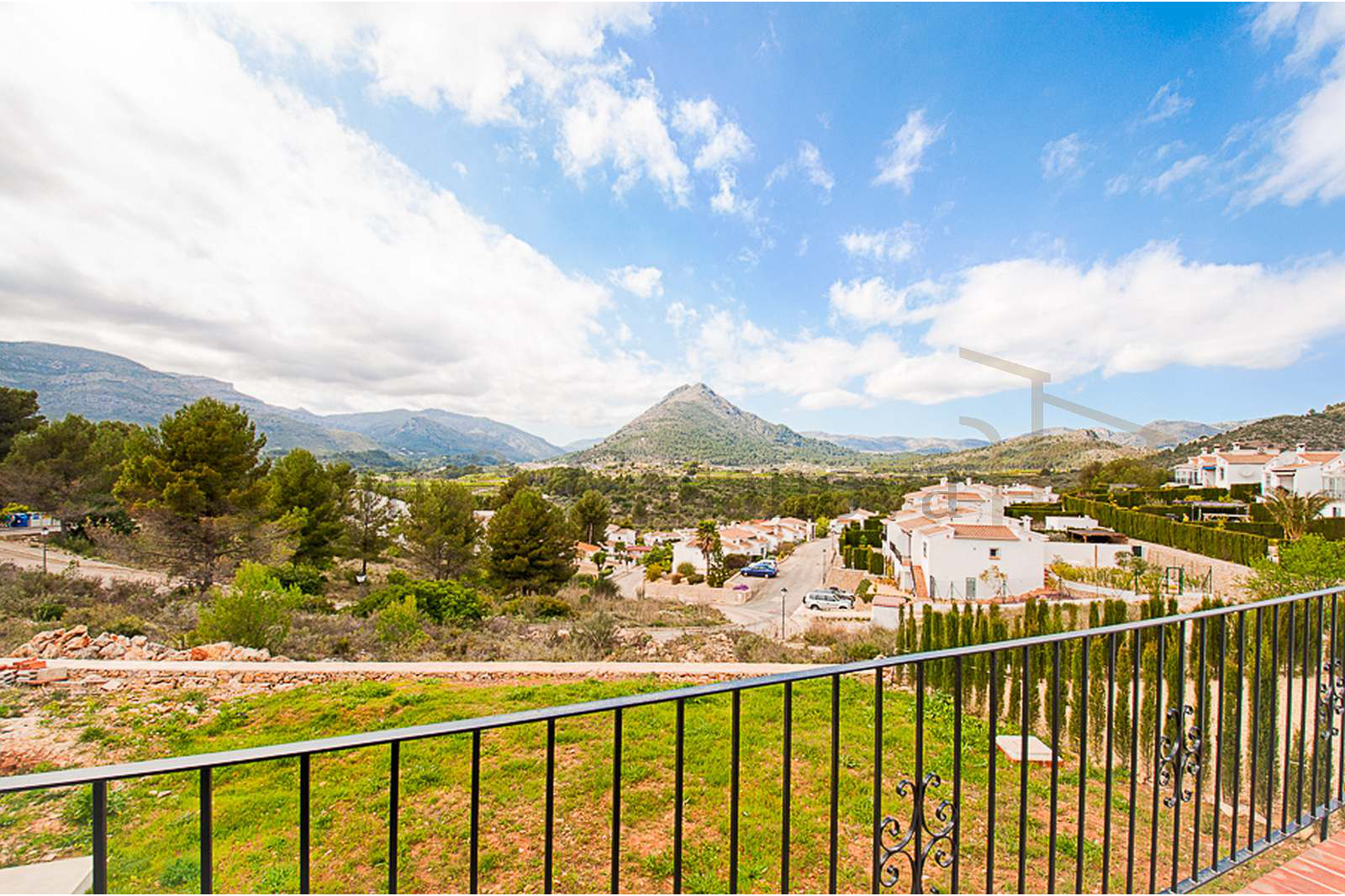 Murla- Detached villas, ready to move into on the Costa Blanca pic 7
