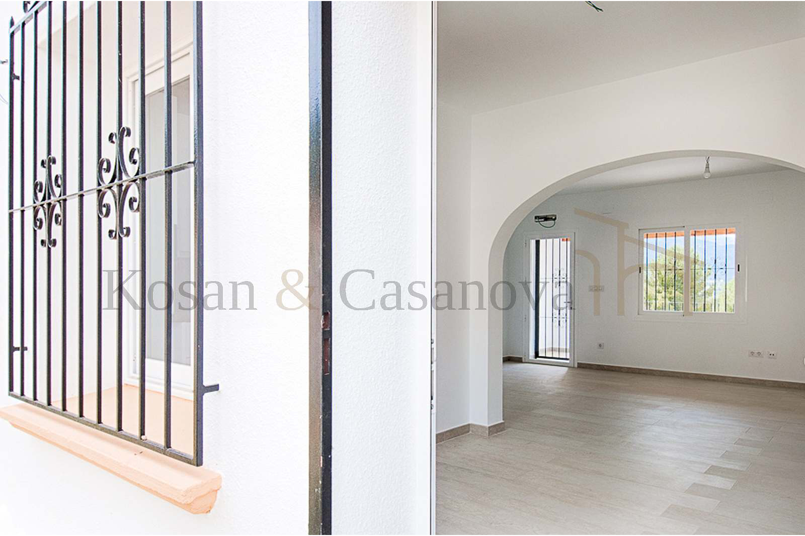 Murla- Detached villas, ready to move into on the Costa Blanca pic 8