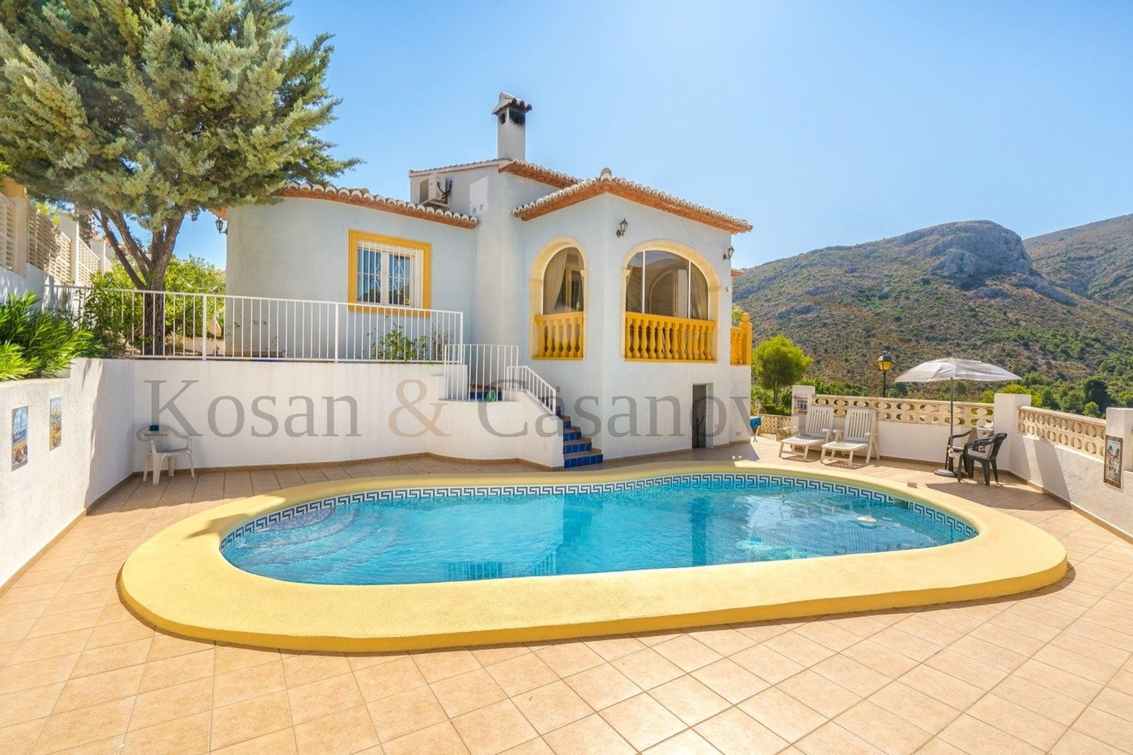 Pedreguer - Villa with private pool in Pedreguer