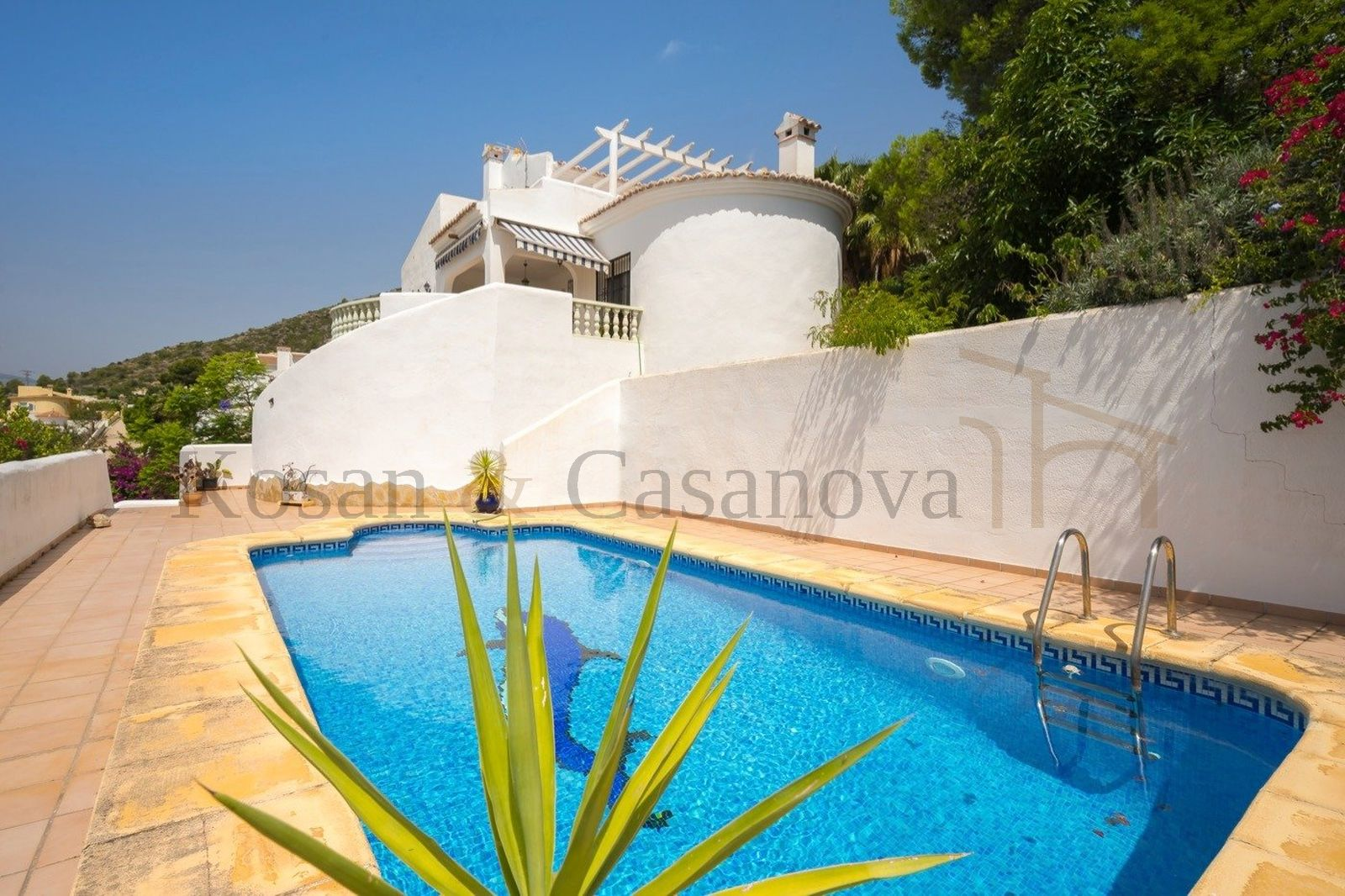 Other locations -  Villa with apartment in Jalón