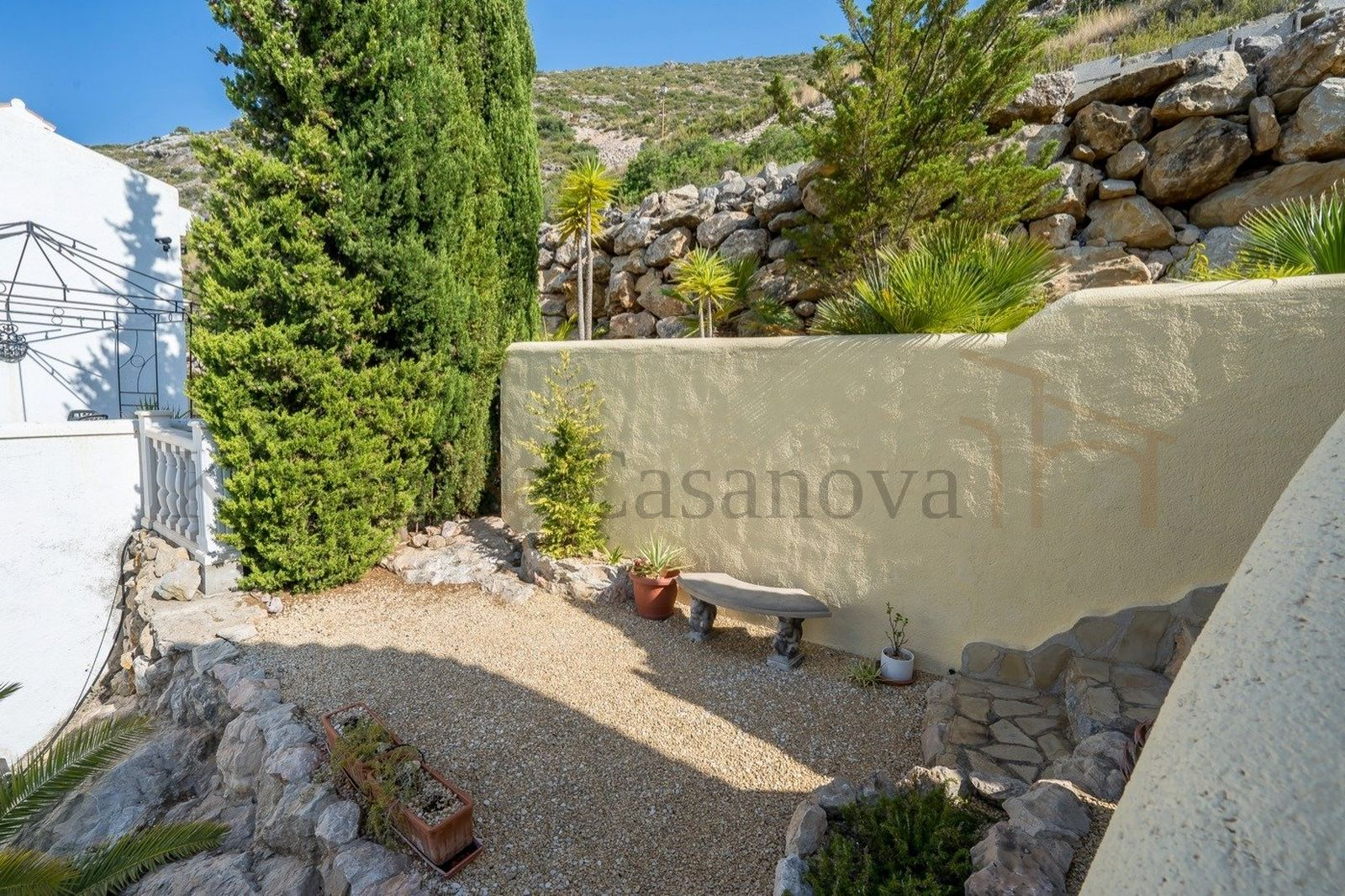 Other locations - Villa with great panoramic views Jalón pic 11