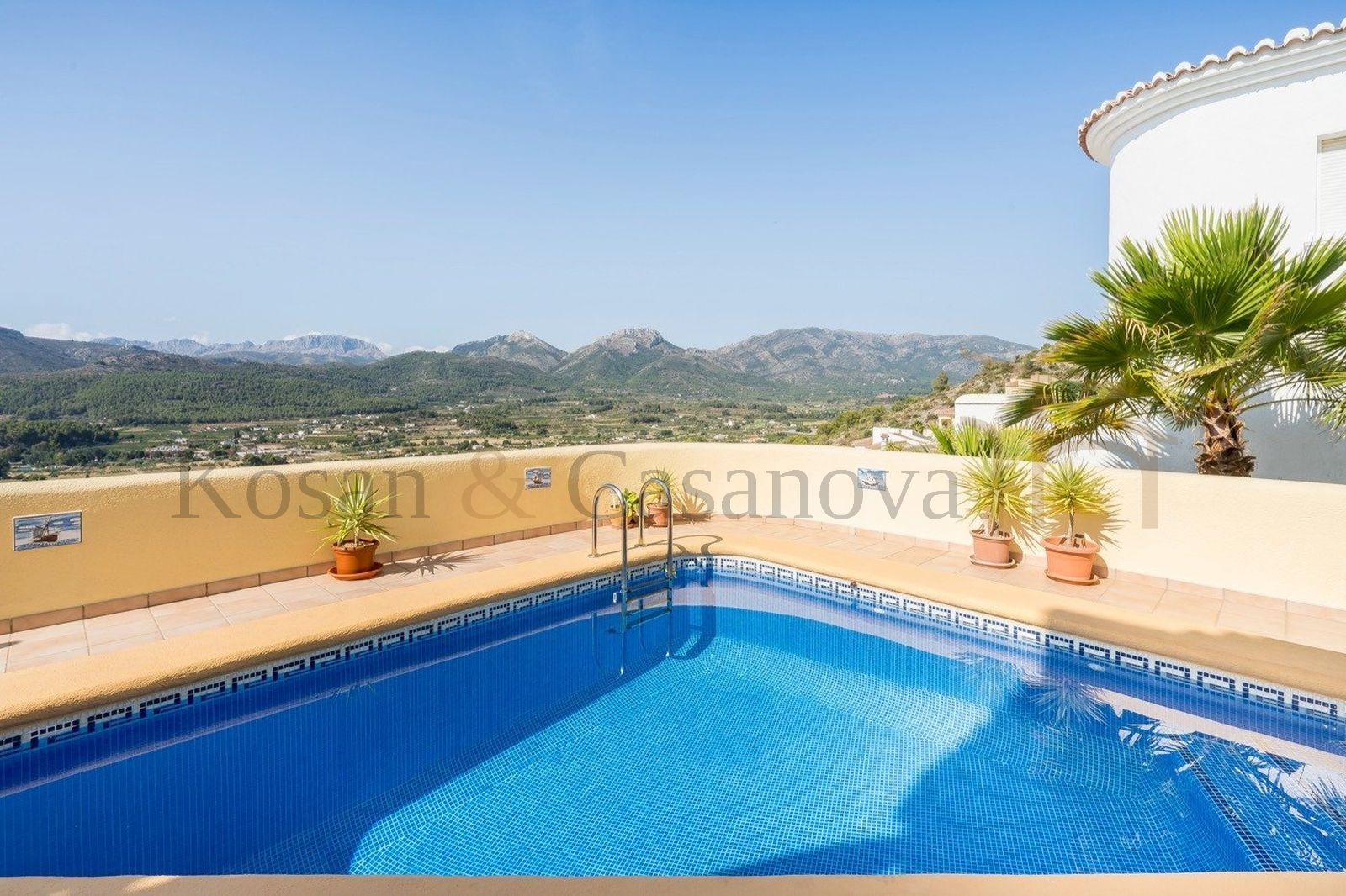 Other locations - Villa with great panoramic views Jalón pic 12