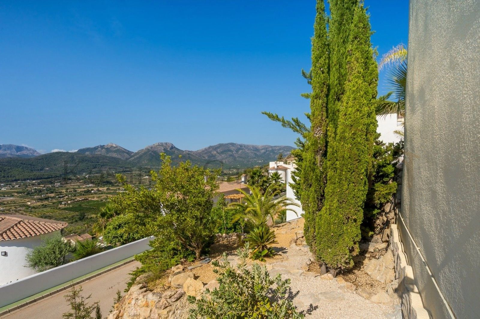 Other locations - Villa with great panoramic views Jalón pic 14