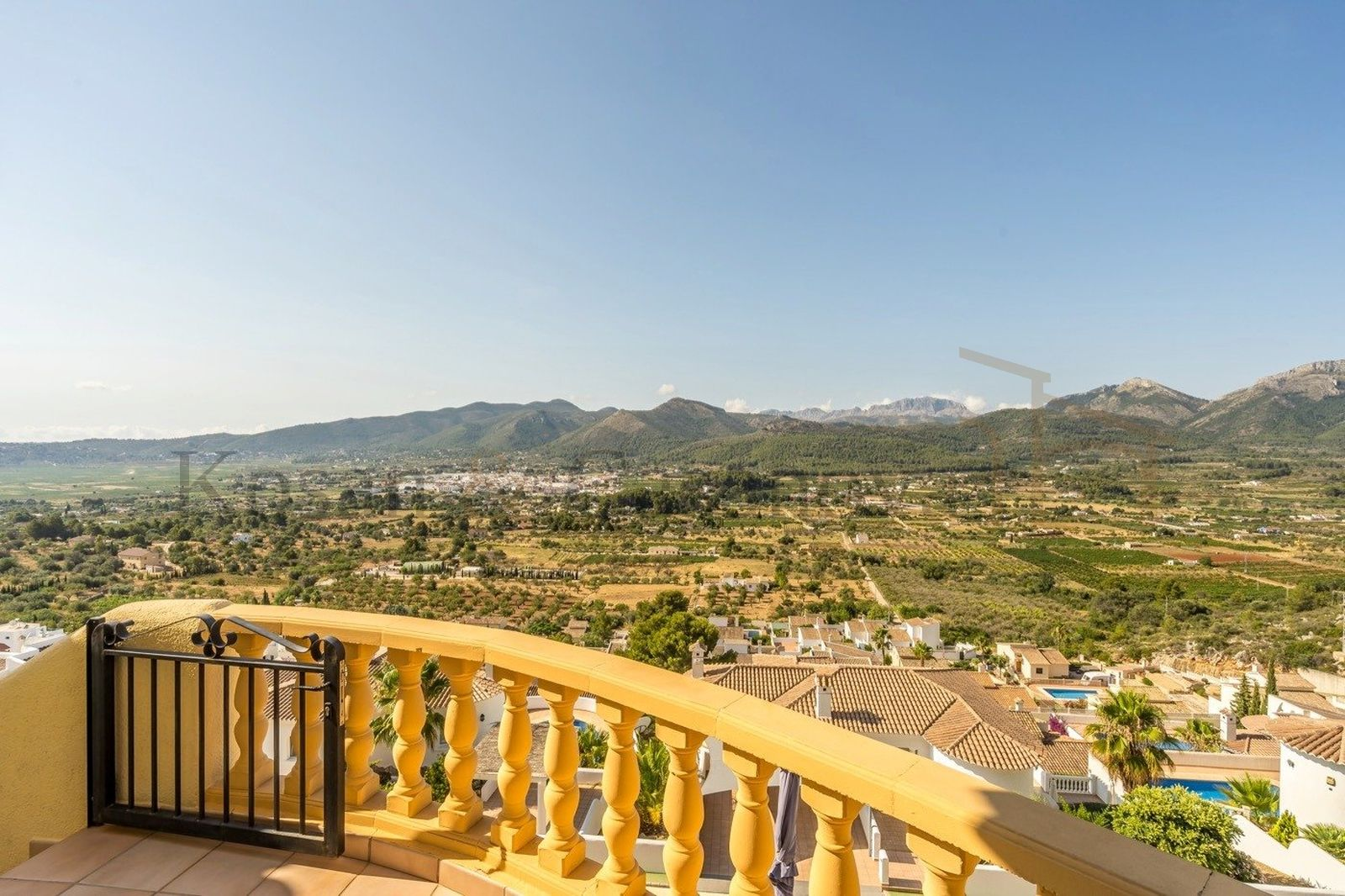 Other locations - Villa with great panoramic views Jalón pic 15