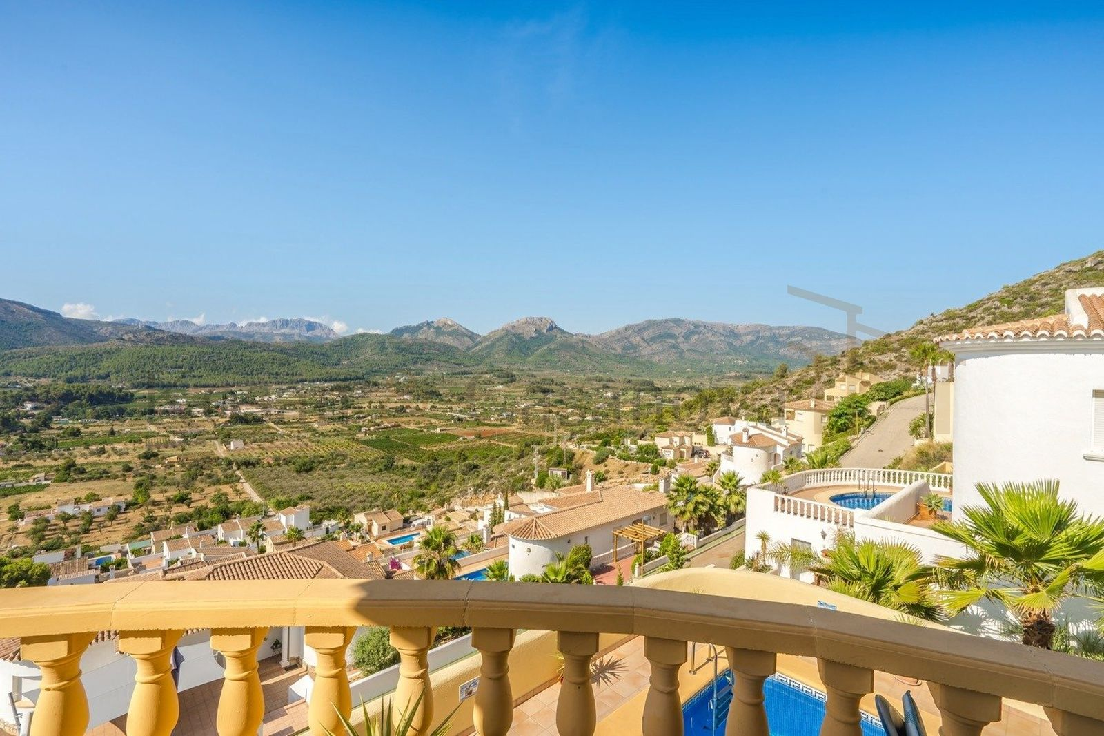 Other locations - Villa with great panoramic views Jalón pic 16