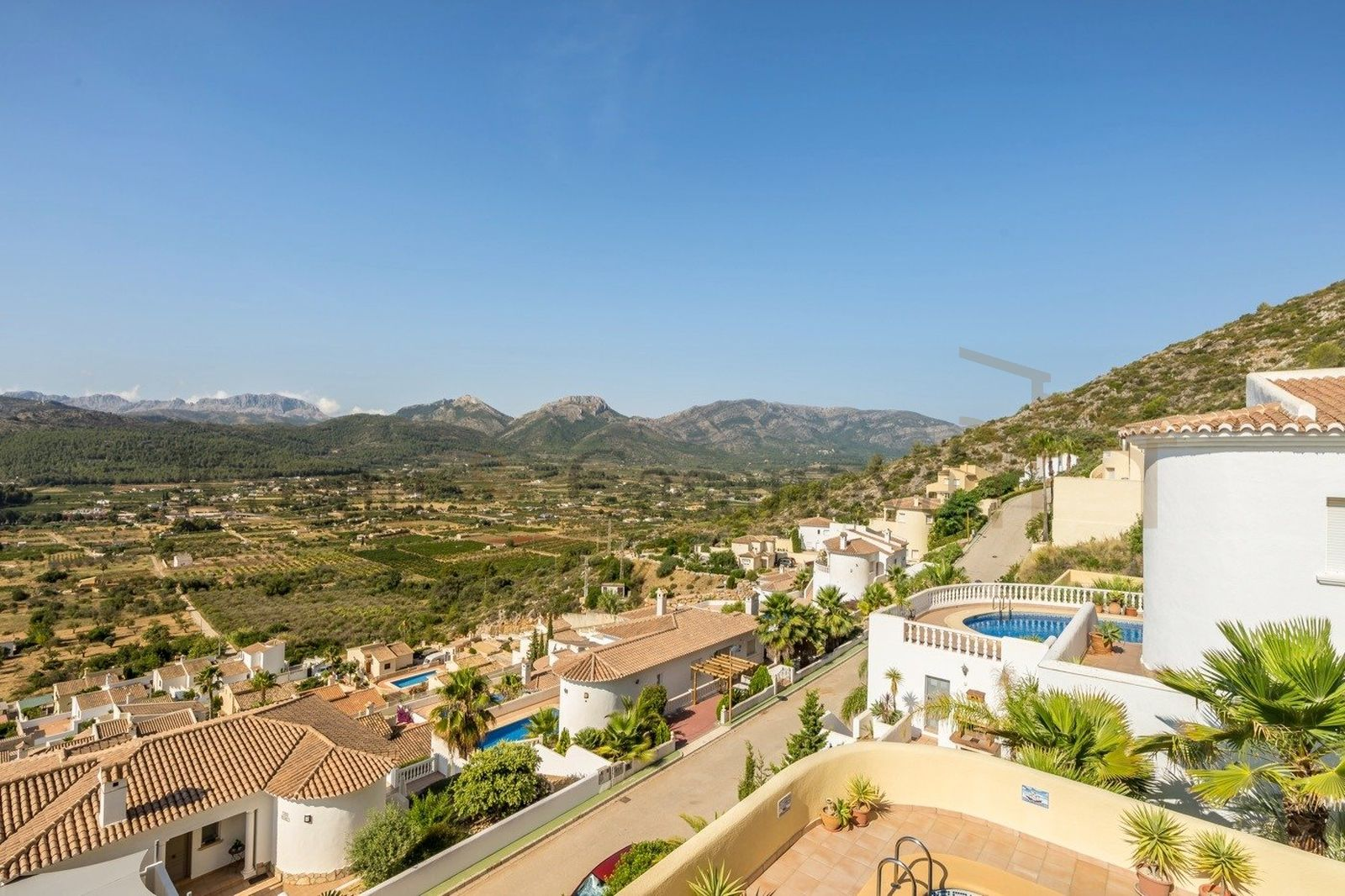 Other locations - Villa with great panoramic views Jalón pic 18