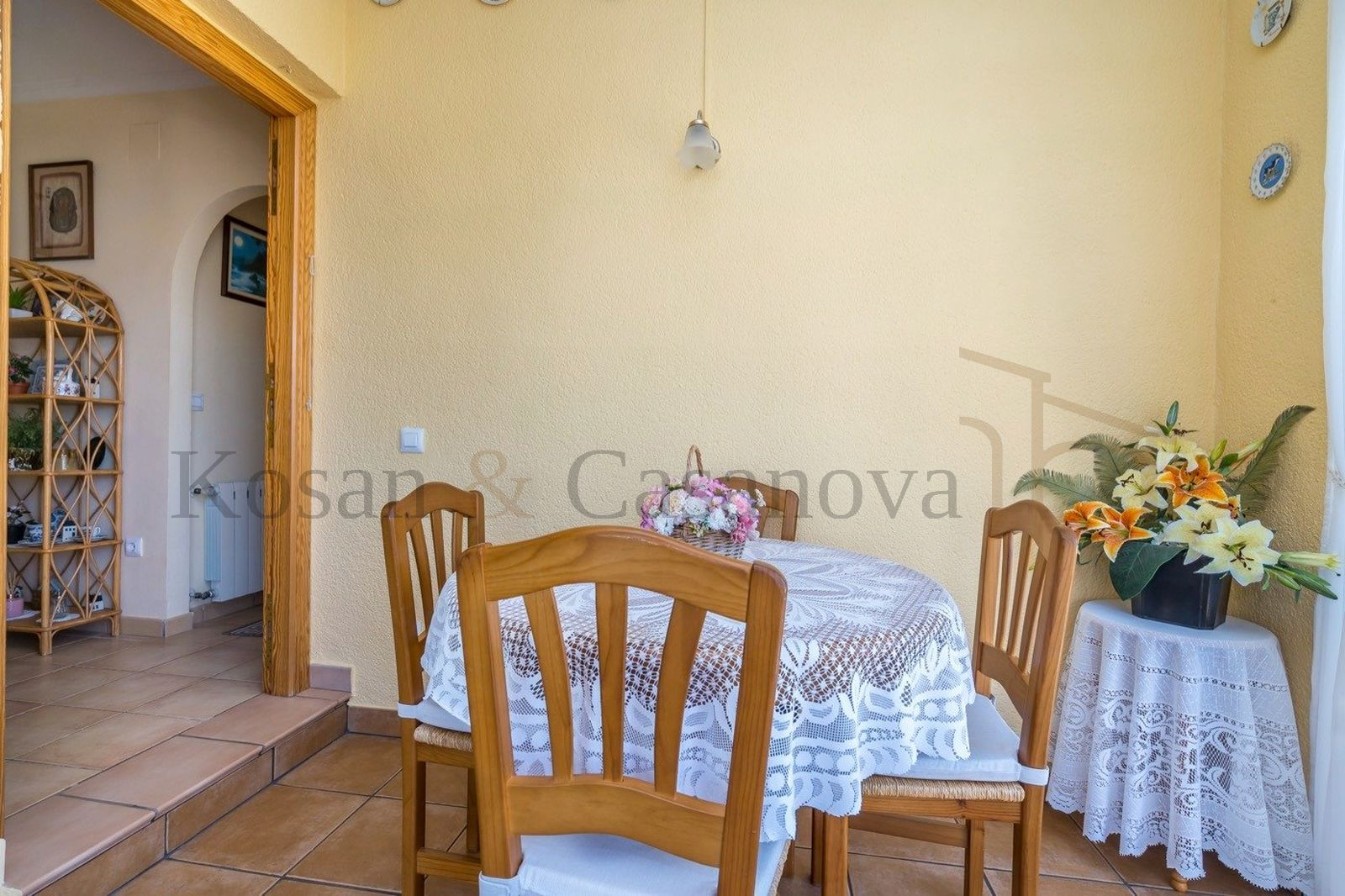 Other locations - Villa with great panoramic views Jalón pic 20