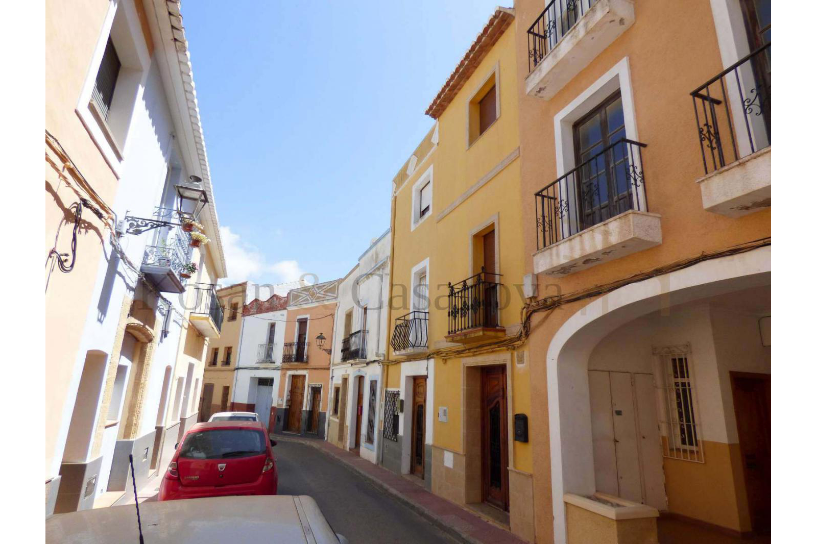 Benitachell- Beautiful townhouse in Benitachell with space for the whole family