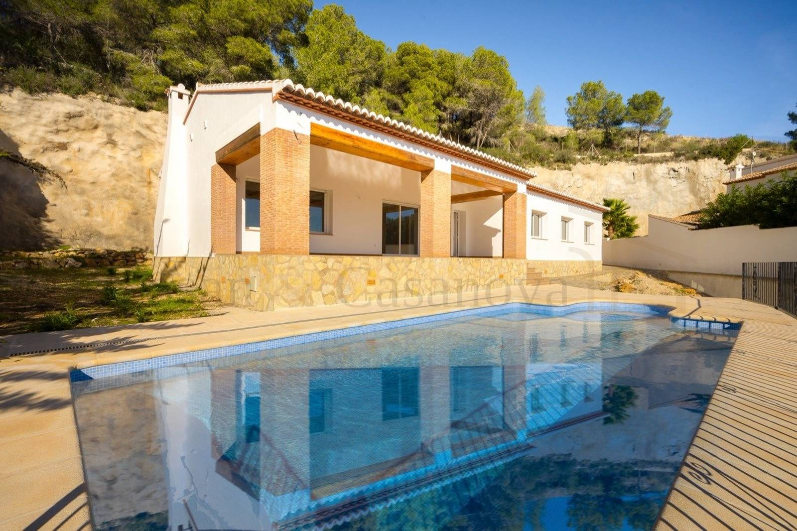 Jávea - Villa with impressive panoramic views in Jávea